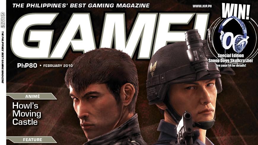 Game! Magazine